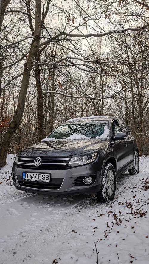 BDV Rent a Car Tiguan