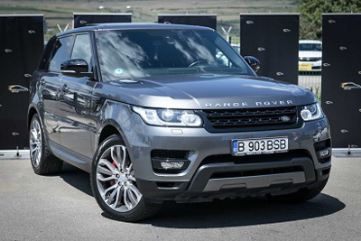 Land Rover Range Rover Sport 4x4 Automatico Diesel HSE Edition
