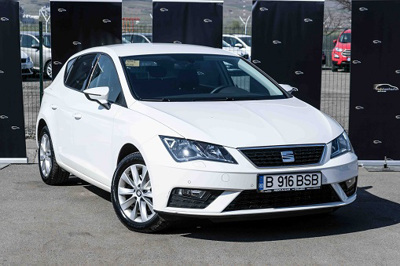 Seat Leon Automatico Diesel Style Edition