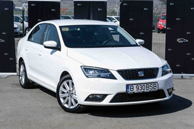 Seat Toledo Automatico Reference & Style Edition
